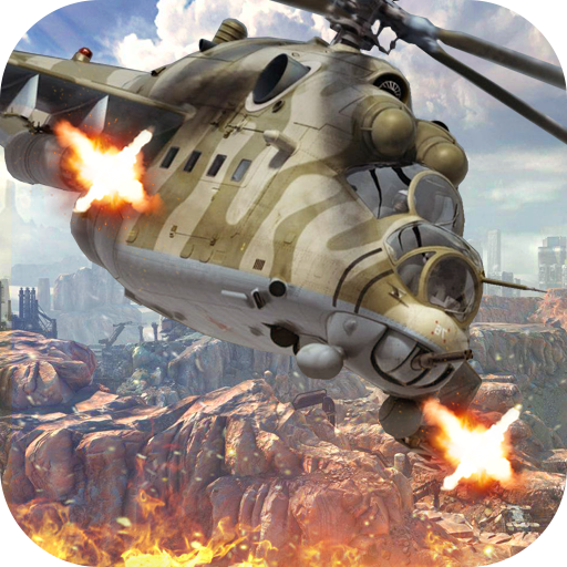 '.Air Gunship Battle 3D.' pour pc et mac