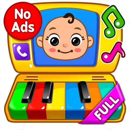 Baby Games – Piano, Baby Phone, First Words