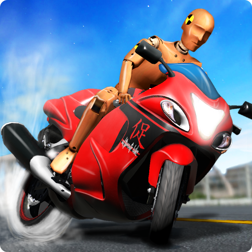 Bike Crash Simulator: Extreme Bike Race – Funs