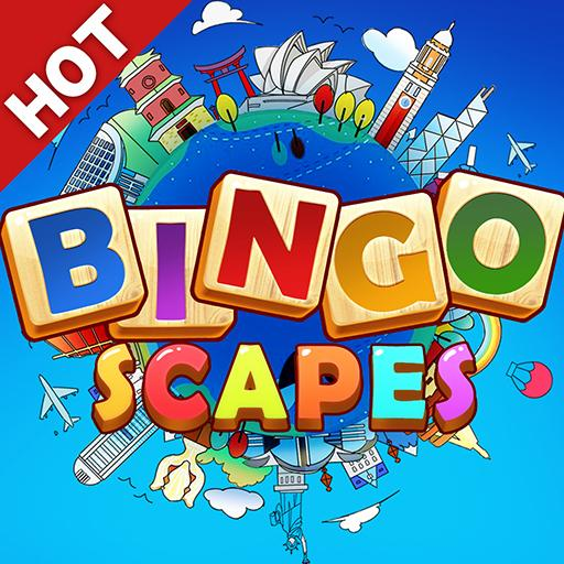 Bingo Scapes – Lucky Bingo Games Free to Play