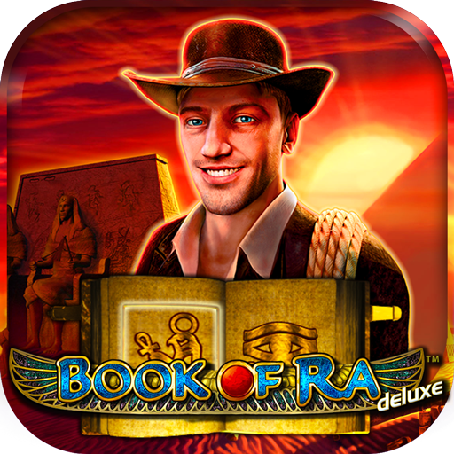 '.Book of Ra Deluxe Slot.' pour pc et mac