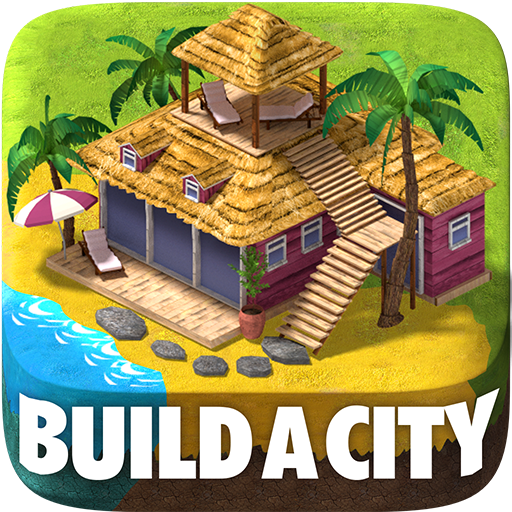 Bourg tropical (Town Building Games: Construction)