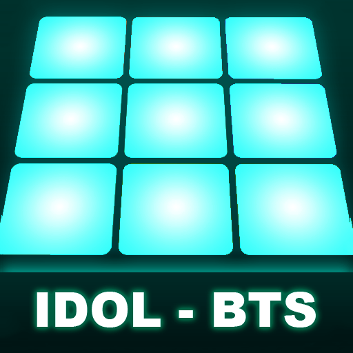 BTS Tap Pad: KPOP IDOL Magic Pad Tiles Game 2019!