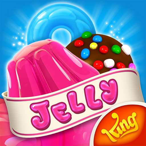 '.Candy Crush Jelly Saga.' pour pc et mac