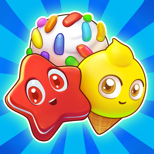 Candy Riddles: Puzzle Match 3 Gratuit