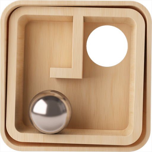 Classic Labyrinth 3d Maze – The Wooden Puzzle Game