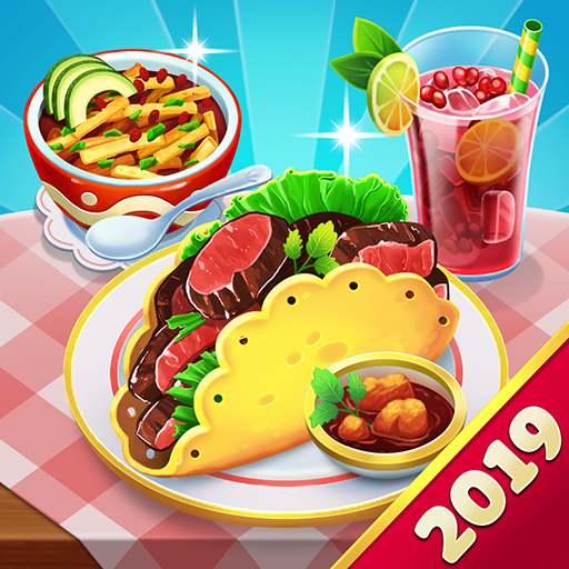 Crazy Cooking: Games Craze Fever & Food Diary Game