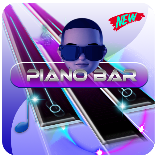 Daddy Yankee – Easy Piano Game Tiles