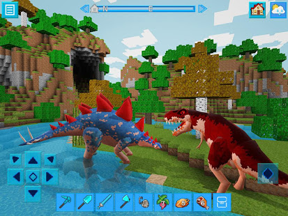 Télécharger DinoCraft Survive & Craft Pocket Edition pour pc et Mac