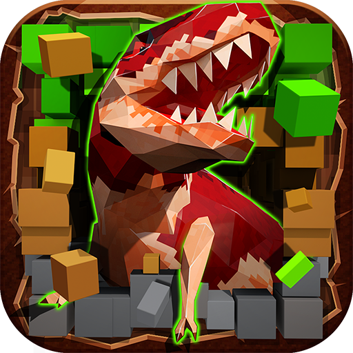 '.DinoCraft Survive & Craft Pocket Edition.' pour pc et mac