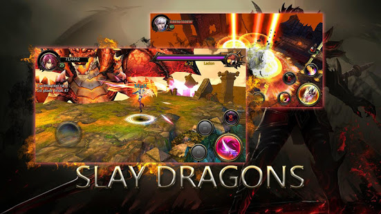 Télécharger Dragons War Legends - Raid shadow dungeons pour pc et Mac
