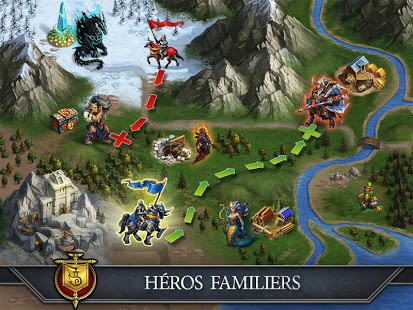 Télécharger Gods and Glory: War for the Throne pour pc et Mac