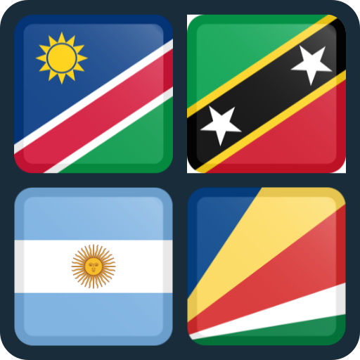Guess The Country Flags