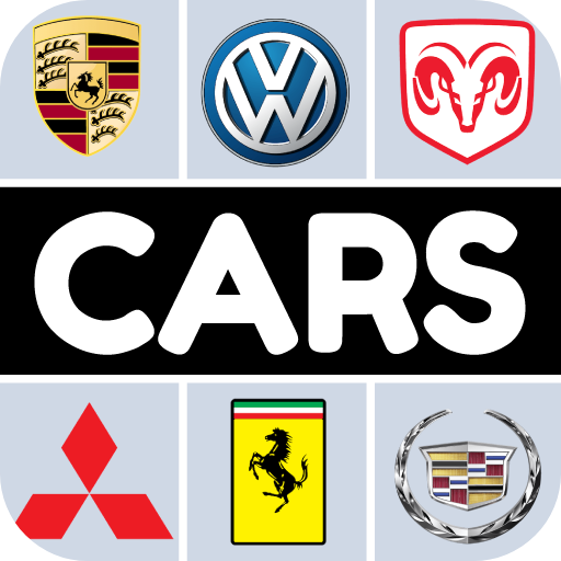 Guess the Logo – Car Brands