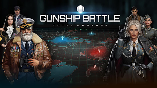 Télécharger Gunship Battle Total Warfare pour pc et Mac