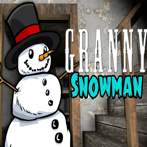 Horror Snowman granny game – Scary Games Mod