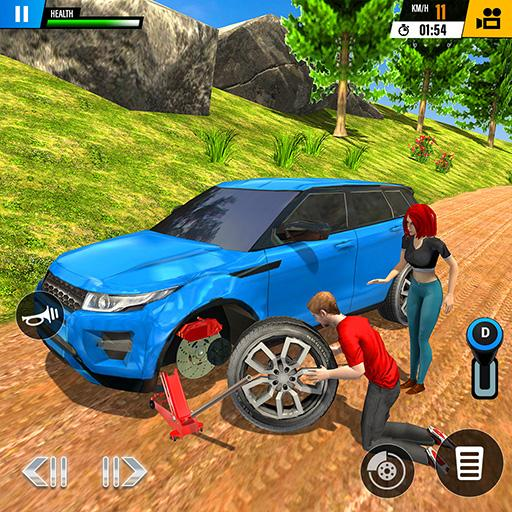 Hors route voiture Conduite 2019 – Offroad Driving