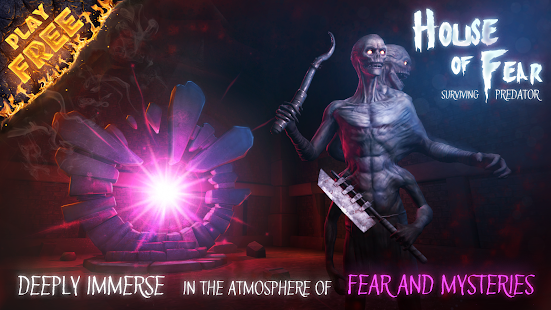 Télécharger House of Fear: Surviving Predator pour pc et Mac