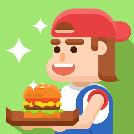 Idle Burger Factory – Tycoon Empire Game
