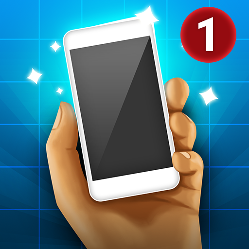 Idle Smartphone Tycoon: Portable clicker jeux tape