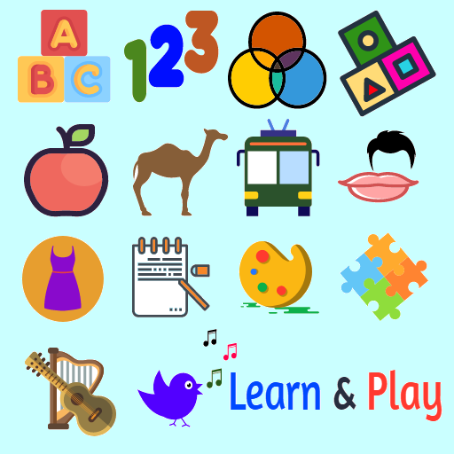 Kids Educational Games – Learn English Numbers