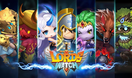 Télécharger Lords Watch: Tower Defense RPG pour pc et Mac