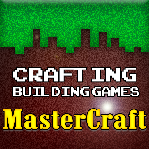 Master Craft Free Crafting Building Games