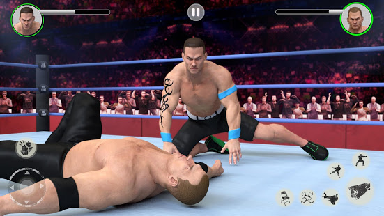 Télécharger Men Tag Team Wrestling 2019: Fighting Stars Mania pour pc et Mac