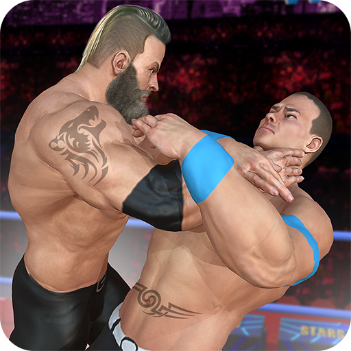 '.Men Tag Team Wrestling 2019: Fighting Stars Mania.' pour pc et mac