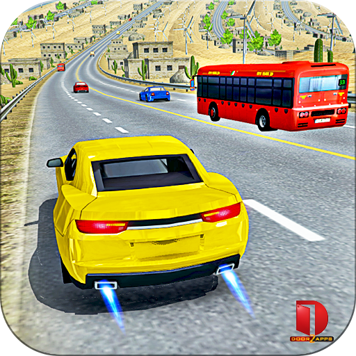 Modern Car Traffic Racing Tour – free games