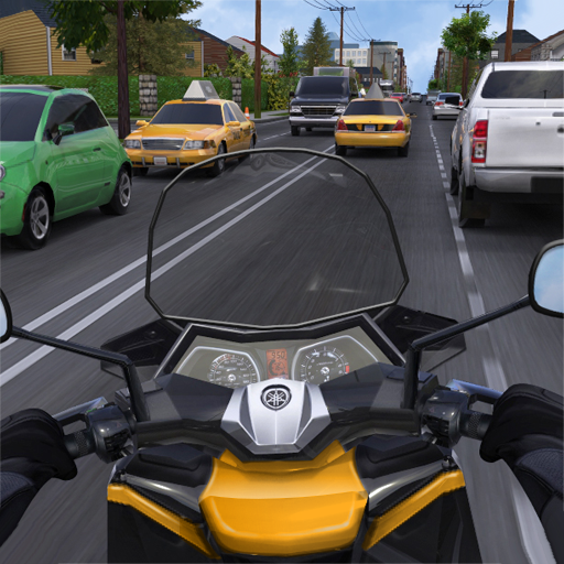 '.Moto Traffic Race 2: Multiplayer.' pour pc et mac
