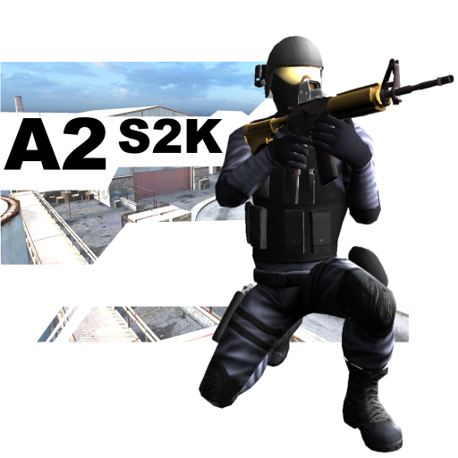Multiplayer shooting arena A2S2K