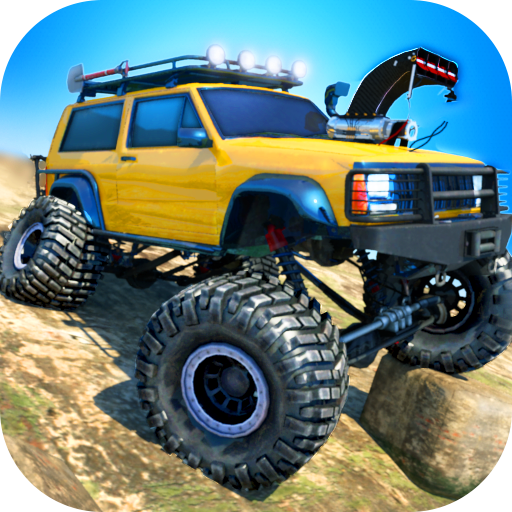 Off Road Monster Truck Driving – SUV Car Driving