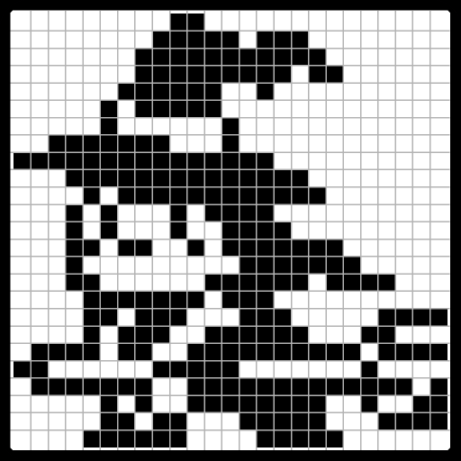 Picross galaxie – Logic Square