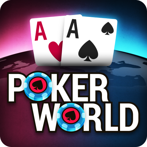 '.Poker World - Offline Texas Holdem.' pour pc et mac