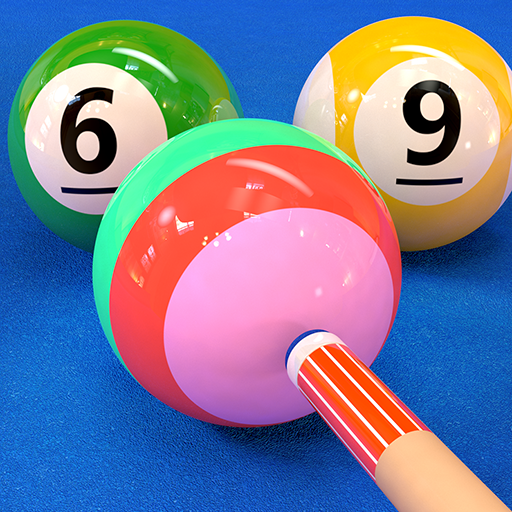Pool Masters – One Shot Clear All Billiards Town