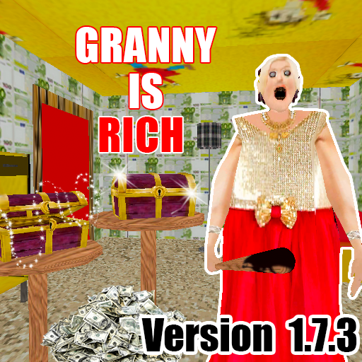Scary Rich Granny Horror House Game 2019