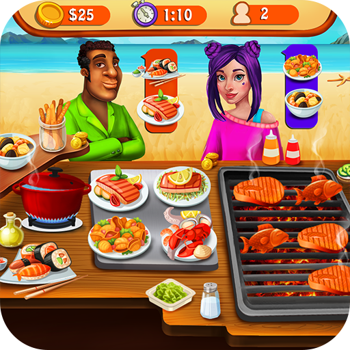 Seafood Cooking Chef –  Food Cooking Game