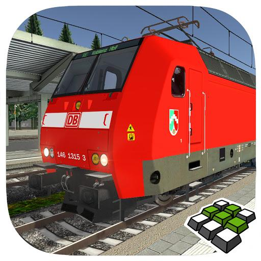 Simulateur de Train Euro 2