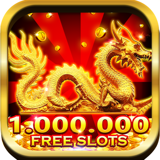 Slots Lucky Golden Dragon Fish Casino – Free Slots