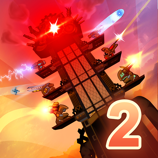 '.Steampunk Tower 2: The One Tower Defense Strategy.' pour pc et mac