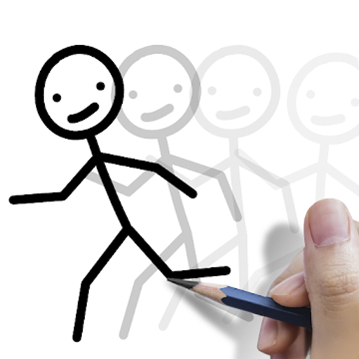 Stickman: dessiner l'animation