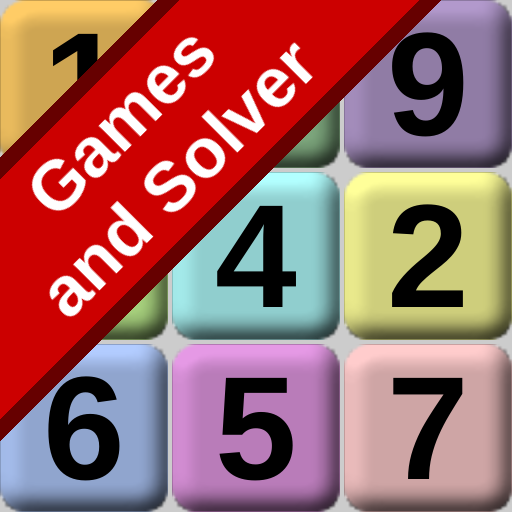 '.Sudoku Games and Solver.' pour pc et mac