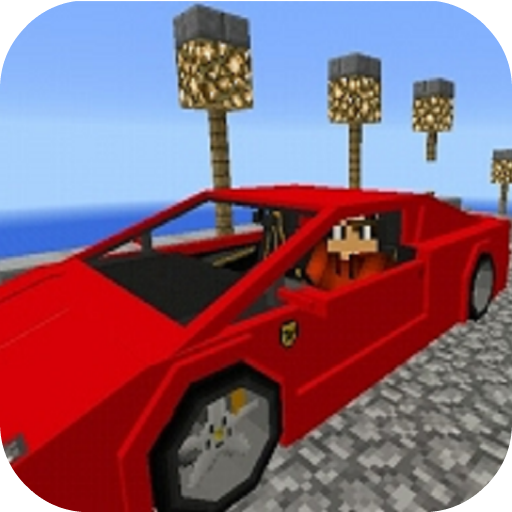 Super Car F. Mod for MCPE