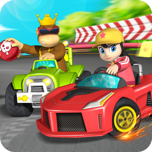 Super Kart Racing : Online Race