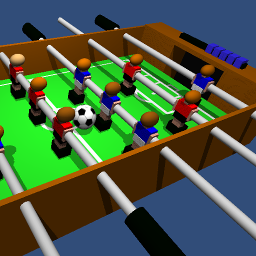 '.Table Football, Soccer 3D.' pour pc et mac