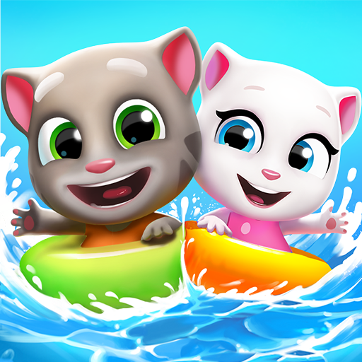 '.Talking Tom Pool.' pour pc et mac