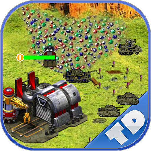 Tank Defend: Red Alert Command