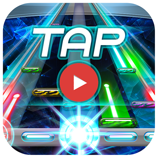 '.TapTube - Music Video Rhythm Game.' pour pc et mac