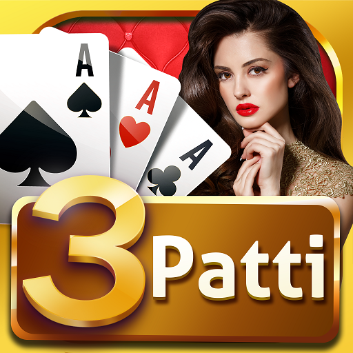 Teen Patti Superstar – 3 Patti Online Poker Gold